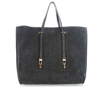 Iggy Suede Shopper taupe