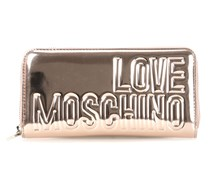 Love Moschino Embossing Love Geldbörse Damen JC5554PP00KH0-copper
