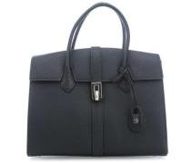 Suzanne Ecoleather Smooth Handtasche schwarz