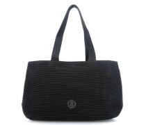 Davos Delora Handtasche schwarz