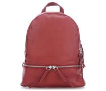 Vintage Lotta7 Rucksack red_red x