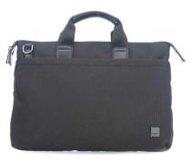 Brompton Oxberry 12'' Aktentasche mit Laptopfach schwarz