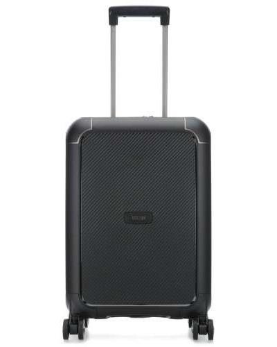 Compax 4-Rollen Trolley schwarz cm