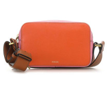 Billie Schultertasche pink/orange
