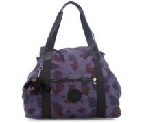 Basic Art M Weekender violett