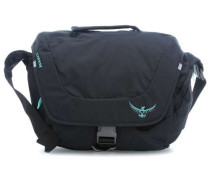 Flap Jill 15.4'' Laptop Messenger schwarz
