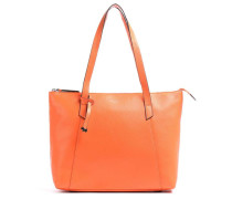 Wood Street Shopper orange