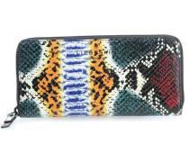 Snake SallyS7 Geldbörse Damen mehrfarbig