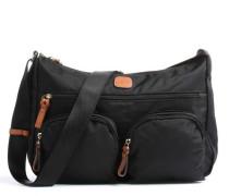 X-Bag Schultertasche schwarz