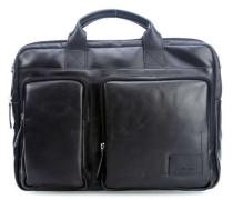Ickenham 16'' Aktentasche mit Laptopfach schwarz