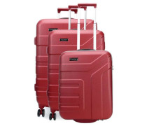 Vector SET Trolley-Set koral