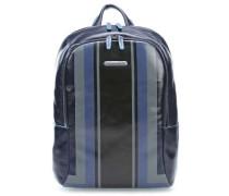 Blue Square 13'' Laptop-Rucksack