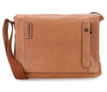 Pulse Plus Kuriertasche tabak