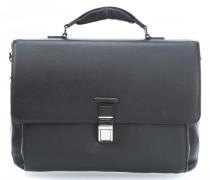 Modus 15'' Aktentasche mit Laptopfach schwarz