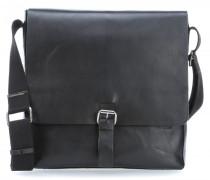 Scott 10'' Laptop Messenger schwarz
