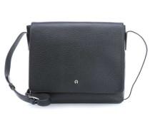 Cosimo 12'' Laptop Messenger schwarz