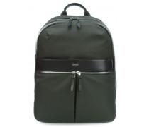 Mayfair Beauchamp 14'' Laptop-Rucksack dunkelgrün