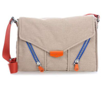 Kaeon Always There Schultertasche beige