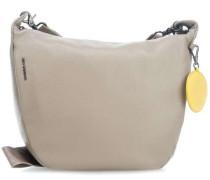Mellow Leather Schultertasche beige
