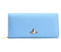 Geldbörse Damen blau