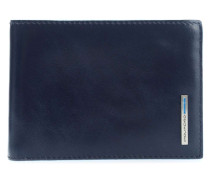 Blue Square RFID Geldbörse