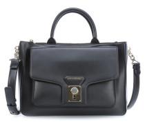 Pin Handtasche schwarz