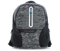 Coleos Active 13'' Laptop-Rucksack grau