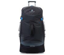 Expanse™ Flatbed 32 Koffer mit 2 Rollen schwarz