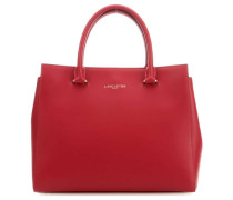 Smooth Or Isa Handtasche rot
