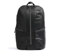 Rucksack 15″ schwarz