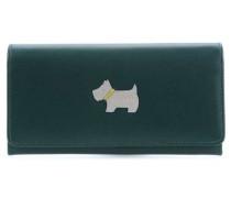 Heritage Dog Geldbörse Damen grün