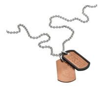 Halskette bronze