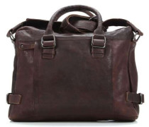 R. Johnson 14'' Laptoptasche braun