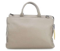 Mellow Leather Handtasche beige