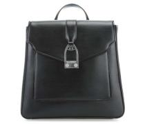 Bonaerense Rucksack schwarz
