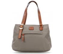X-Bag X-Travel S Handtasche grau