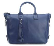 Jersey 4 Handtasche blau