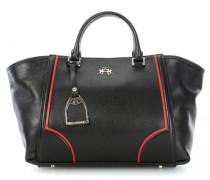 Alfonsina Handtasche schwarz
