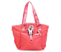 Nylon Mamaria Handtasche pink