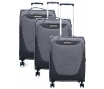 Mare SET Trolley-Set grau
