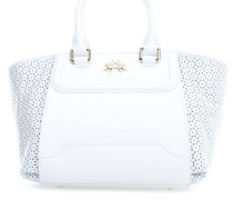 Alfonsina Lace Handtasche weiß