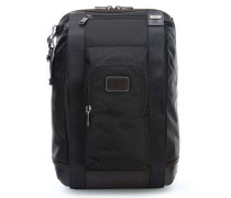 Alpha Bravo Edwards 15'' Laptop-Rucksack dunkelbraun