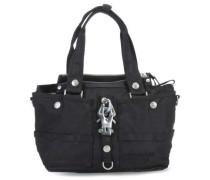 Nylon Evil Chique Handtasche schwarz