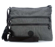 Basic Plus Alvar Cotton Grey Schultertasche grau