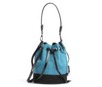Black Aurora M Bucket bag