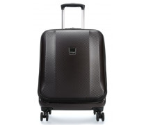 Xenon Deluxe 17'' Spinner-Trolley braun