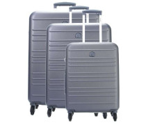 Carlit Set Trolley-Set silber