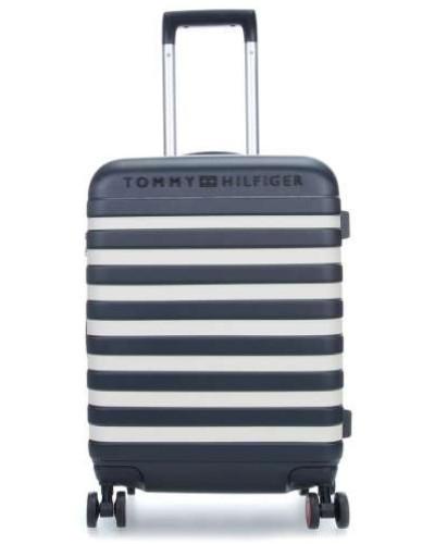 Tommy Lux 4-Rollen Trolley mehrfarbig 54 cm