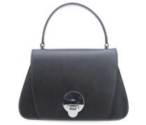Calf Mustang Handtasche schwarz
