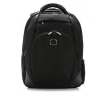 Quarterback 15'' Laptop-Rucksack schwarz